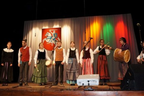 Jaunimo folkloro ansamblis KITEP