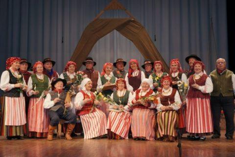 Folkloro ansamblis GERVELĖ