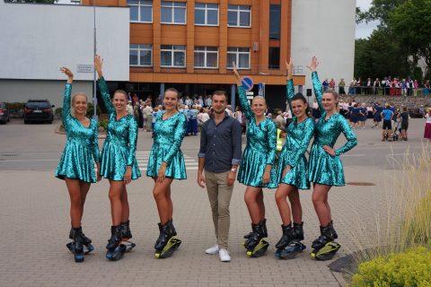 Sportinių šokių grupė