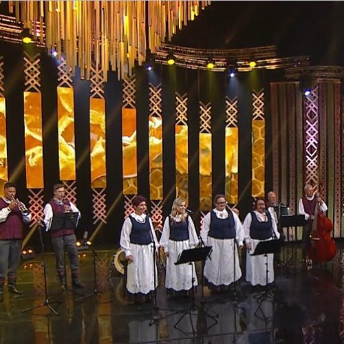 Lakštingelė Vilniuje